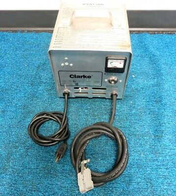 Clarke 36V/25A Automatic Battery Charger 40506A. Tennant/Advance