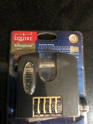 Squire Stronghold Padlock Lock