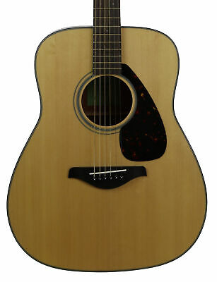 Yamaha FG800 Solid Top Folk Acoustic Guitar - Natural (scratches on back; fully