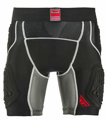 Fly Racing Barricade Compression Shorts Motocross Offroad ATV