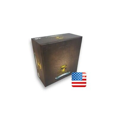 7th Continent-Classic Edition-Core Box-English-Excellent Condition-Barely Opened