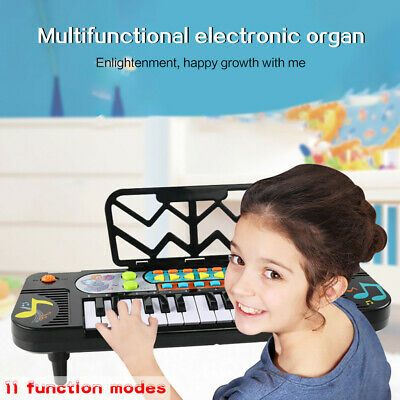 Electronic Piano Keyboard Organ Musical Instrument Children's Early Education