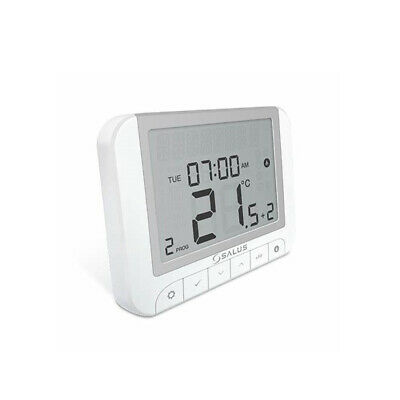 Salus RT520 Boiler Plus Compliant Programmable Thermostat - White