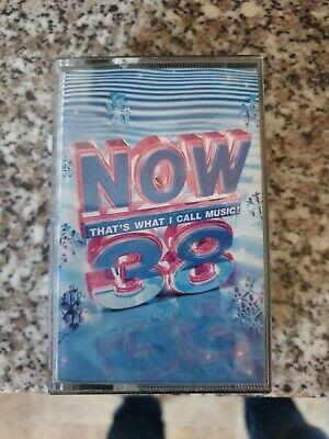 Now That's What I Call Music Now 38 Various Artists  Double Tape 1997