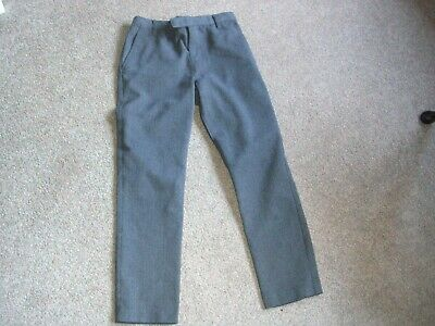 Boys School trousers Grey by Next age 10 yrs