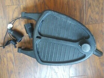 Bugaboo Ride On Sibling Board with Adapter Clips and Elastic Cord