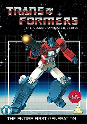 Transformers: The Classic Animated Series (DVD)