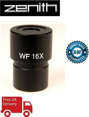 Zenith AM-16 16x Flatfield Eyepiece 60151 (UK Stock)