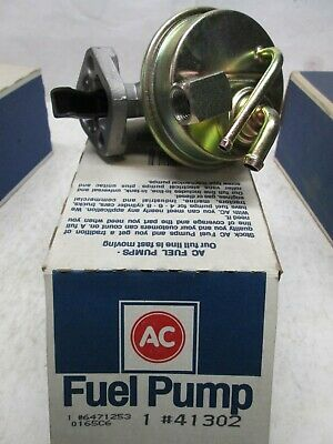 NEW AC Delco 42497 NOS GM Chevy Fuel Pump *FREE SHIPPING*