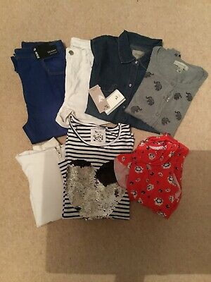 girls clothes bundle age 12-13/14 years