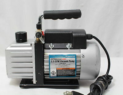 Pittsburg 2.5Cfm 98076 Vacuum Pump