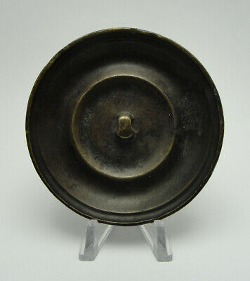 A Rare Authentic Antique Chinese Bronze Mirror Tang Dynasty