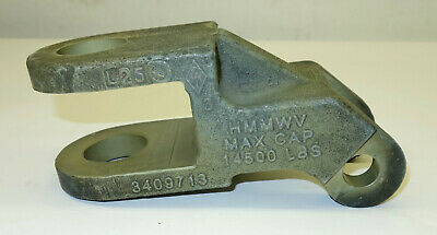 Military Truck Tow Bar End Adapter NSN 2540-01-520-6537 NOS