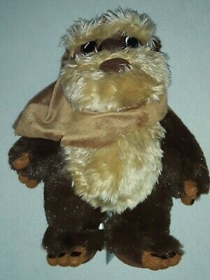 "Disney Parks Exclusive Star Wars Wicket W. Warrick Ewok  9"" Plush 9""  Tall"