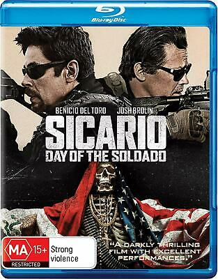 Sicario: Day of the Soldado  Blu-ray + DVD
