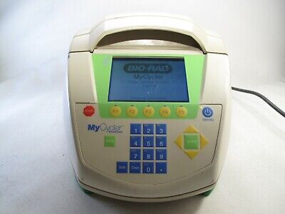 Bio-Rad MyCycler 96-Well PCR Thermal Cycler 580BR