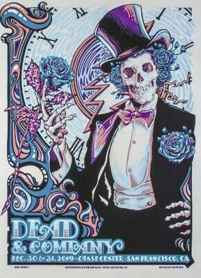 Grateful Dead Poster Print They Love Each Other Aj Masthay