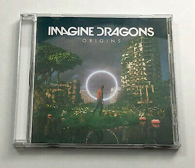 Imagine Dragons - Origins - CD (Expanded Version - Target Stores) - Bonus Tracks