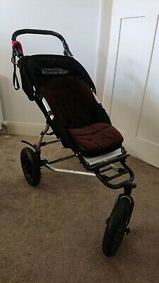 Mountain buggy urban elite