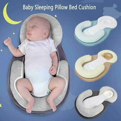 Infant Baby Newborn Pillow Cushion Prevent Flat Head Kids Sleeping Mattress