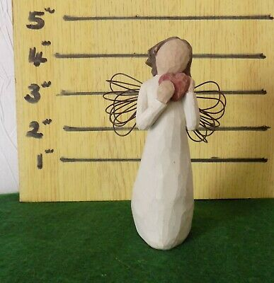 WILLOW TREE 'Angel of the Heart'  FIGURINE - (2000) VGC