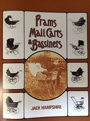 Prams Mailcarts Bassinets Jack Hampshire  Heritage Edition 2nds ex show display