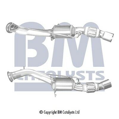 BMW 520d 2.0 09//05-09//07 TYPE APPROVED CATALYTIC CONVERTER CAT E60, E61