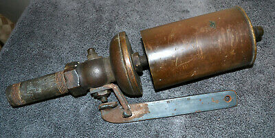 Antique Brass Railroad Steam Whistle~Large In Working Condition