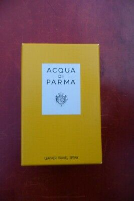 Acqua di Parma - Leather Travel Spray - Case