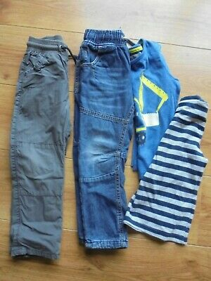 Boys bundle/ toddler/ jeans/combats/long sleeve tees/ age2-4/Mothercare/Next