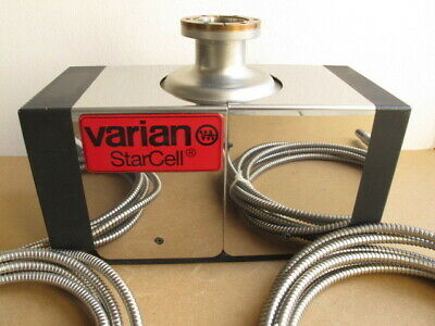"Agilent Varian StarCell Ion Pump, Heater, Power Cable - 2.75"" CF Conflat Intake"