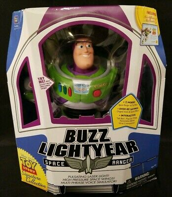 Disney Pixar TOY STORY BUZZ LIGHTYEAR SIGNATURE COLLECTION TARGET ONLY $89.99