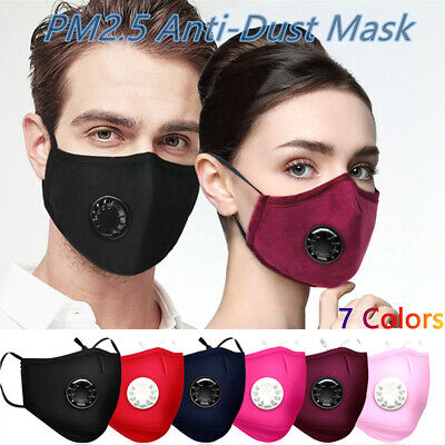 PM2.5 Anti-Dust Cotton Mouth Muffle Reusable Activated  Carbon  Respirator
