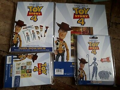 Toy Story 4 Paper and Die Collection