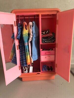barbie wardrobe