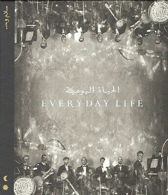 Coldplay ‎– Everyday Life - CD - NEW/SEALED