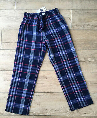GAP Kids Girls Pyjama / Lounge Bottoms Age 6 New With Tags £12.95
