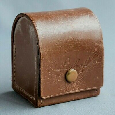 LINHOF LEATHER CASE for UNIVERSAL VIEWFINDER