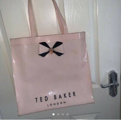 Ted Baker Bow Large Shopper/ Tote Bag New