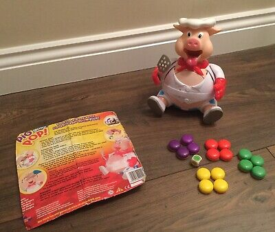 Pig Goes Pop! Family Game