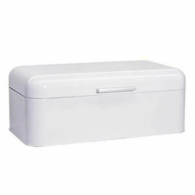 Large Bread Box for Kitchen Storage Bin for Loaves Bagels Chips Snacks Food