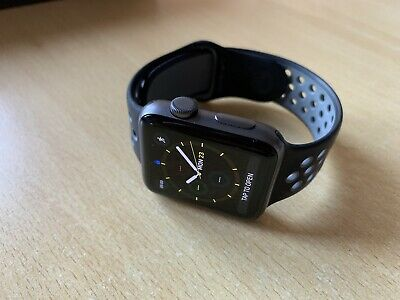 Apple watch 42mm series 2 Nike edition space grey VGC