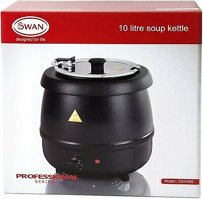 Buffalo Commercial Soup Kettle Wet Heat 10L 400w
