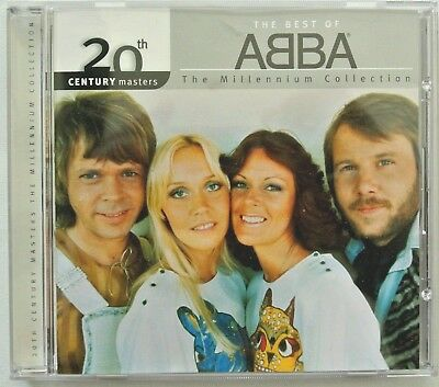 ABBA The Best of CD - The Millennium Collection