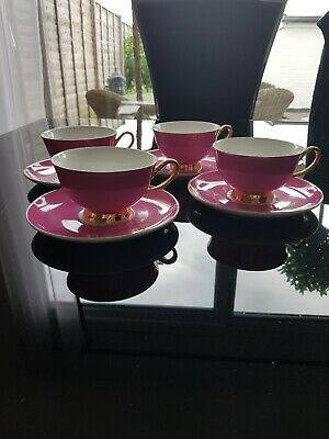 Bombay Duck Cups & Saucer Set