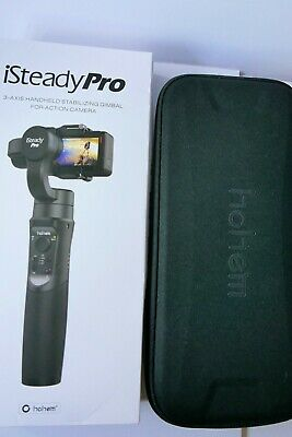Hohem iSteady Pro 3-Axis Handheld Gimbal Stabilizer for Osmo Action & Gopros