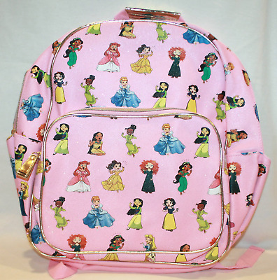 Disney Princess Large Backpack New With Tags