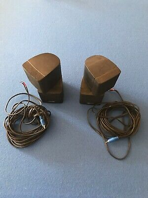 Bose Double Cube Pair Speakers Acoustimass Lifestyle Mountable Surround
