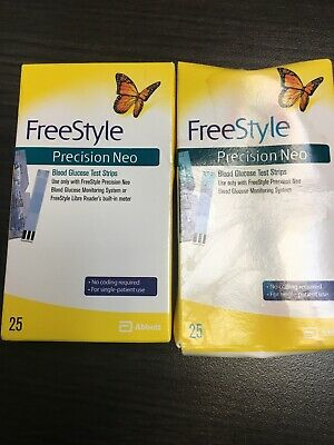 freestyle precision neo test strips.  Expired Products