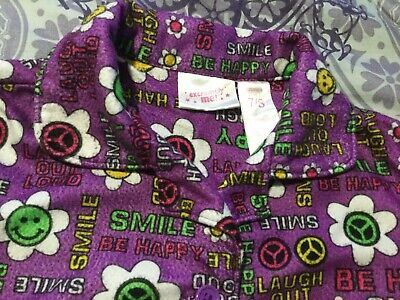 Girls Extremely Me Sleepwear 2 Pc Pjamas Size 7/8